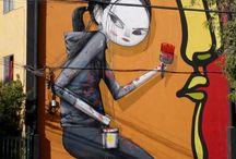Street art / by pamela