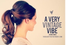 Cute Hairdos- all different kinds / by Laurel Jefferies