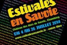 Les Estivales en Savoie