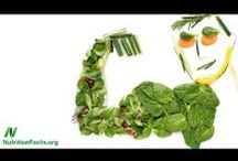 "Nutrition Facts - Video Library / These are a whole series of EXCELLENT videos, most very short, that discuss the current medical facts about Plant Based Nutrition!  A wealth of information!  12/1/2013 Update: Our YouTube account was terminated because our videos were flagged as ""inappropriate"" by unknown parties. Hopefully our account will soon be reinstated."
