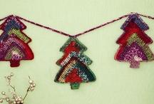 navidad al crochet  / by Que lindo Es Tejer