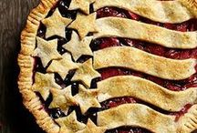 Best Fourth of July Recipes and Crafts / Decor, crafts, and recipe to help you celebrate the 4th of July holiday!