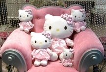 Hello Kitty World / The world of Hello Kitty collectables and cuteness! / by Listia.com