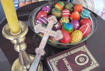 Serbian Easter! / by Tina Besedich Mohr