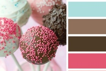 Color Palette  / by Sweetcakesbydari