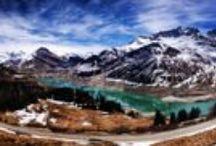 Lacs et barrages de Savoie