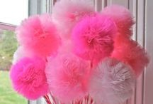 Pink Party Ideas / Pretty Pink Parties - Pink Princess / by A to Zebra Celebrations ~ Nancy ~