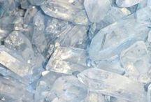 Crystals. Rocks. Minerals.