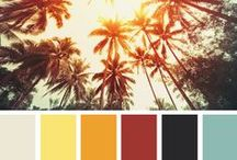 Color palette / by Roxy Lagwagon