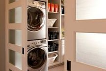 Whitehouse | Laundry room / by Love Tree Girl