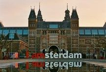 Amsterdam / Traveling in Amsterdam! / by Yahoo Travel