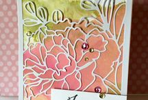 Bonnie Sharp Papertrey Ink Creations / Papertrey Ink, Cards, Stamping,