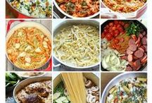 Easy Weeknight Meals / Easy meals for busy families.