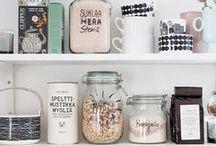 kitchen / Kitchen and home décor