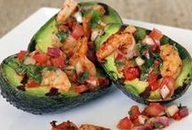 Best Avocado Recipes / Avocado is good in just about anything! Use it in guacamole, use it to replace butter when you're baking, have it on toast, and much more!