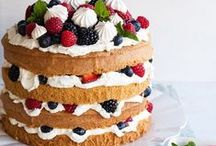 Best Cakes and Cupcakes recipes / Cupcakes and cakes. Beautiful layer cakes and fun cupcakes for any occasion!