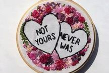 art| embroidery