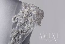 Jackets and Straps by Amixi / Create a different look with your wedding dress by adding beautiful straps or a stunning jacket.