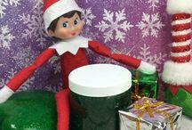Easy Elf on the Shelf Ideas / Easy Elf on the Shelf Ideas