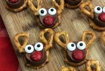 Christmas Recipes / Christmas Recipes. Christmas desserts, Christmas appetizers, Christmas snacks and Christmas main dishes