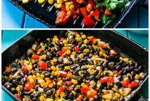 Best Vegetarian Recipes / Delicious Vegetarian main dishes, Vegetarian appetizers or any vegetarian recipe
