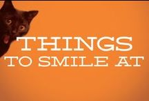 Things to smile at