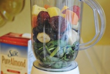 Smoothie Deliciousness / by Heather Thomson