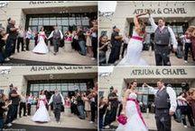 Wedding Photography Ideas / Try something new.