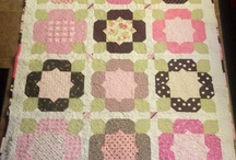Quilts by Me! / An evolution... / by Debbie Ballew