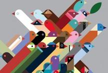 graphic art / by Corinna Whiteaker-Lewis