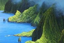 hawaii / by Corinna Whiteaker-Lewis