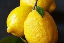 Lemony-licious සුන්දර කහ / Light, luscious and uplifting, the flavor and scent of lemons is by far my favorite.  I would love to hear how these work out for you, whether successful or not, leave a comment if you wish! / by Lynn Martin ලා ජිප්සි