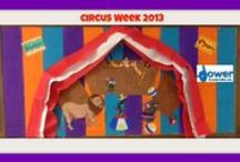 CCC Circus Week / For more information about Dower and Associates, Inc. visit www.dowerandassociates.com or https://www.facebook.com/DowerAndAssociatesInc / by DowerandAssociates