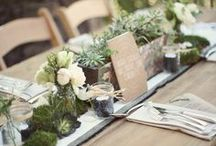 { Welcome To My Table } / by Les Goûts & Les Couleurs