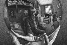 Escher / by Ellen Pittluck