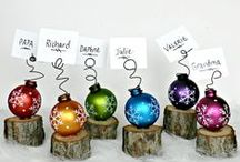 Christmas Crafts & DIY Decor / I would love to hear if any of these projects worked out for you! Feel free to leave comments. / by Lynn Martin ලා ජිප්සි