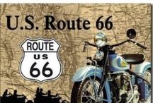 Get your kicks on route 66 / by Jennifer Briggs