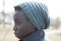Hats + Headbands / Hats and headbands are a fast and easy way to donate to charity. Make them in wool or acrylic, cotton or linen - just be sure you're using the fiber the charity prefers! / by She Makes Hats