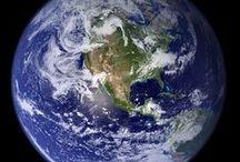 Our Home in the Cosmos මිහිතලයට / Wonderful planet Earth. / by Lynn Martin ලා ජිප්සි