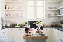 Decorate - New kitchen inspiration / by Karin Elizabeth
