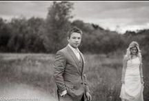 Bride and Groom Inspiration / Bride and Groom Inspiration - Poses and love