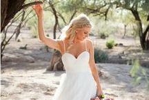 Wedding Dresses / They are just so pretty.