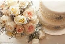 Wedding Cake / Yummy to look at and to eat!