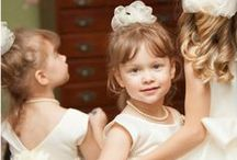 Flowers and Ring Bearers / Flowers and Ring Bearers - cutest addition to every wedding