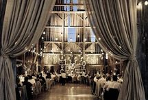 VENUES / Beautiful venues... I'm sure they come at a price, but worth it!  / by Paddy O'Flynn