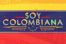 COLOMBIA / Some place in Colombia South America / by Pala Hoyos Illustrator and art