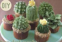 Cupcake Art & Tutorials / Over-the-top cupcakes ! / by Karen Gianni