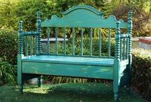 Benches / by Amy Suddith