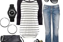 Wear - Casual / what I'd love to be wearing on the weekends, school breaks, holidays, and summer vacations. / by She Makes Hats