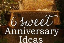Anniversary and date-nights ideas / Because we all need some magic after the wedding too!